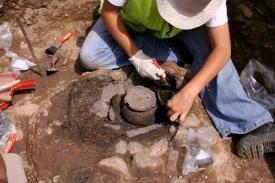 Escavação Eixo Comercial 2008