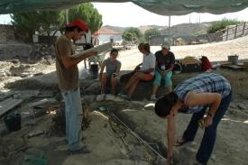 Escavação 2011