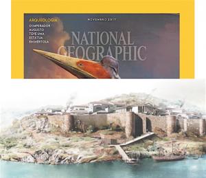 As estátuas romanas de Mértola em destaque na revista National Geographic Portugal
