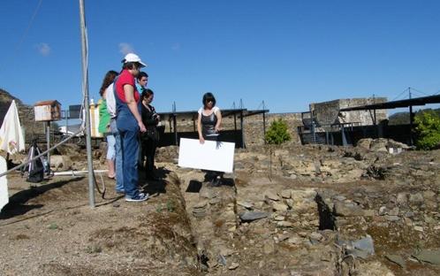 Fotografia básica para arqueologia: estruturas e peças