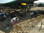 Excavations in the Citadel of the Castle of Mértola – August 2012