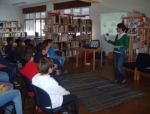 """The CAM Library participates in the """"Week of Reading"""" of the Group of Schools of"""