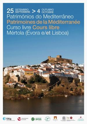 Curso Livre - Patrimónios do Mediterrâneo