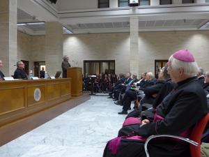Arqueologia: Vaticano distingue projeto do CAM