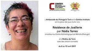 Residência Artística na Medina de Tunis por Nádia Torres