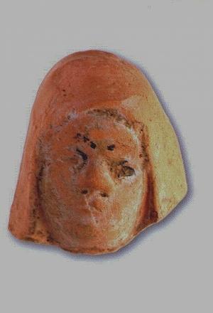 Cabeça feminina
