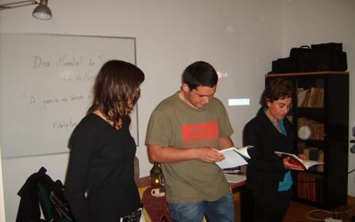 Dia Mundial Dia da Poesia - 2011