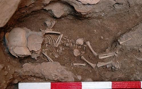 Escavação - É o primeiro passo de um longo processo que é o estudo antropológico