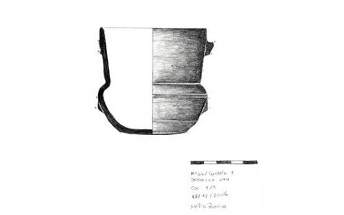 Cerâmica - Desenho preliminar