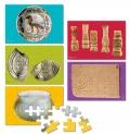 Achados Arqueológicos : cinco puzzles