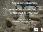 Ciclo de Conversas_ Biblioteca Municipal de Mértola